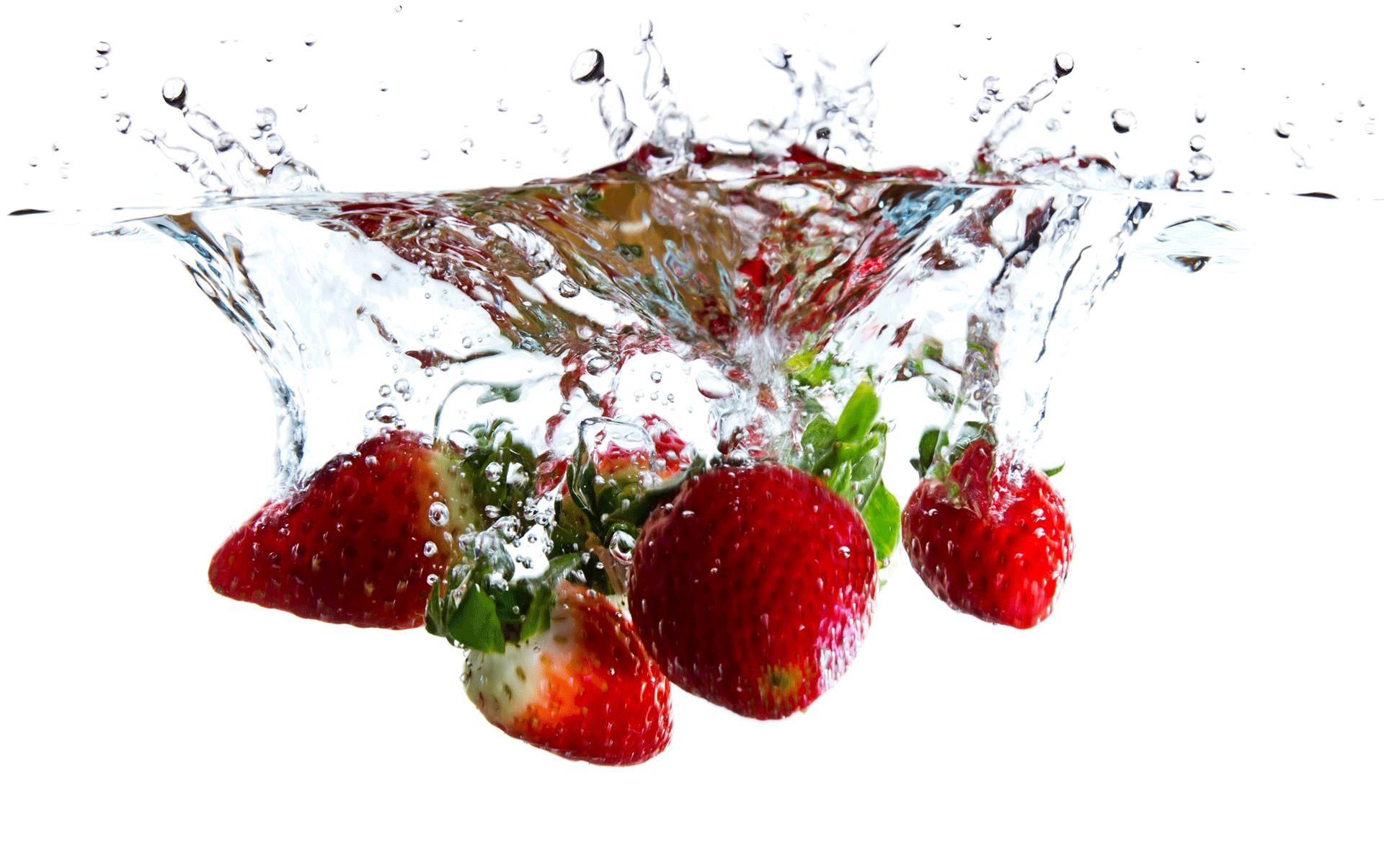 truskawki-w-wodzie